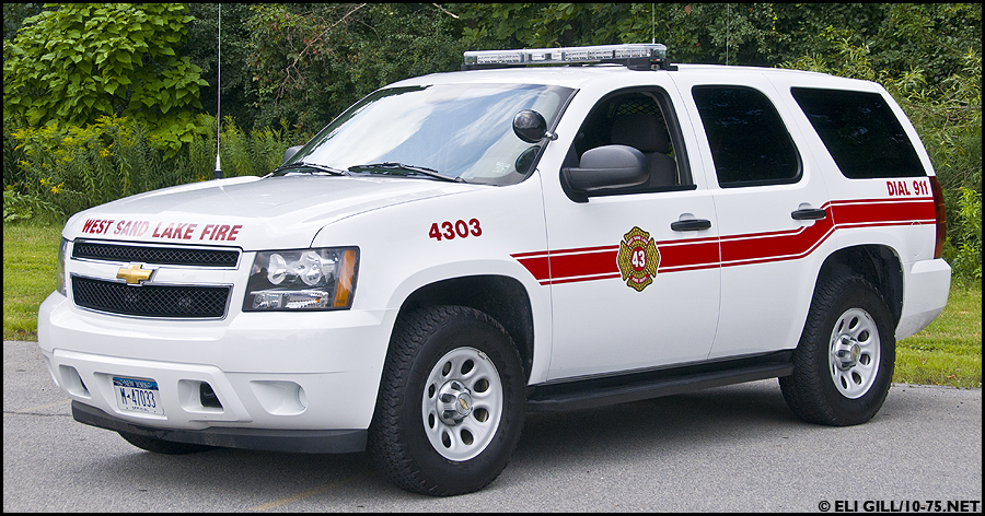 Car 2 – 4303: 2009 Chevy Tahoe